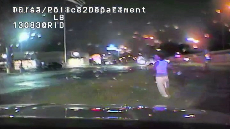 Tulsa Police Release Dash Cam Video Of Wild Chase, Arrest