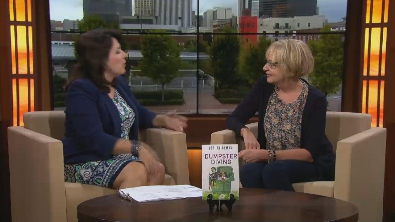 Motivational Speaker Talks About Her Book 'Dumpster Diving'