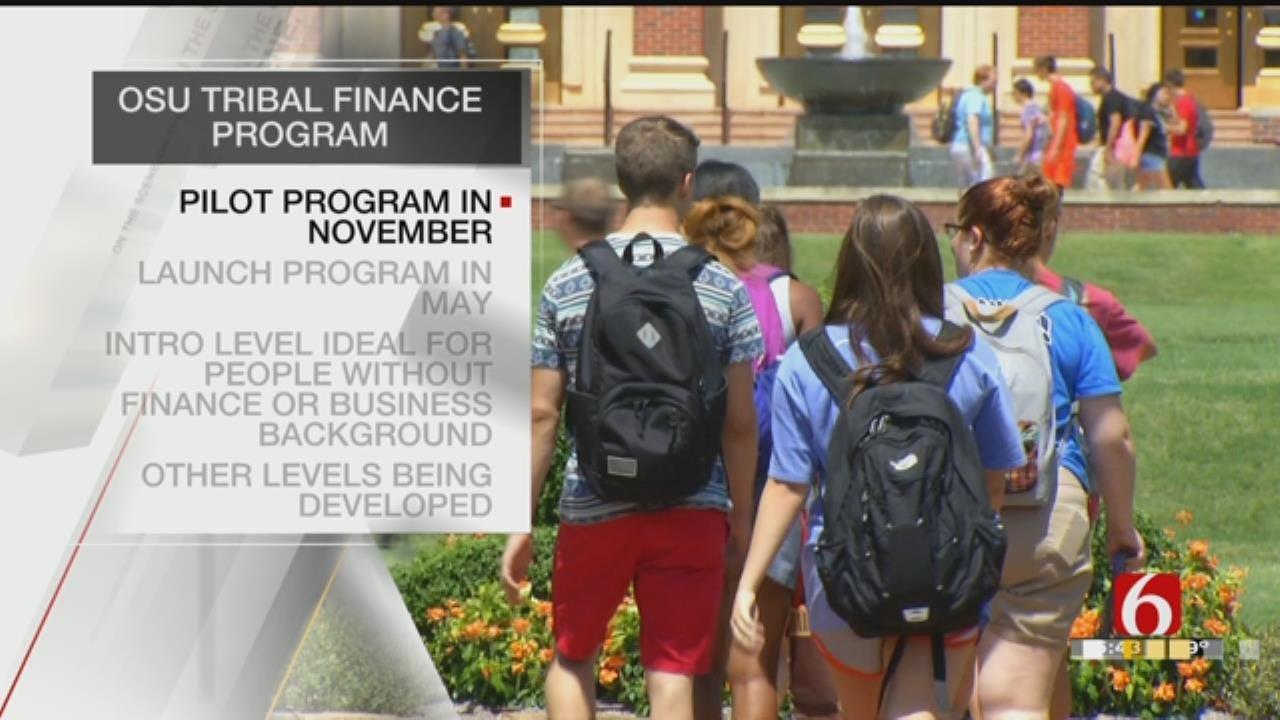 Oklahoma State University Unveils Plans For Tribal Finance Program