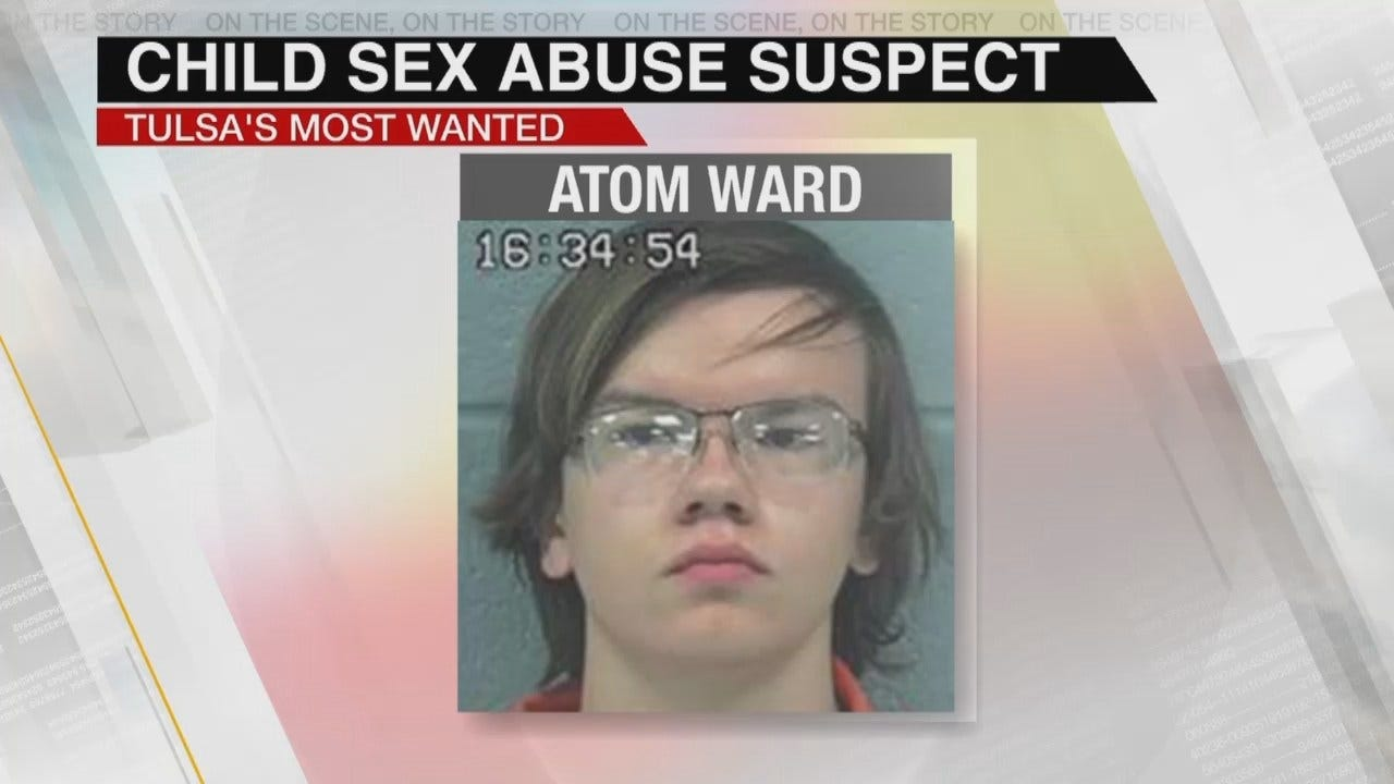 Tulsa Teen Wanted For Child Sexual Abuse
