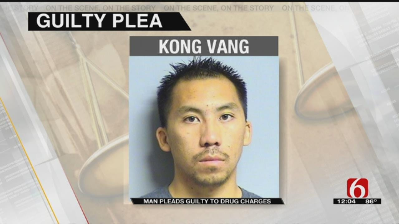 Man Charged In Largest Pot Bust In Tulsa History Pleads Guilty