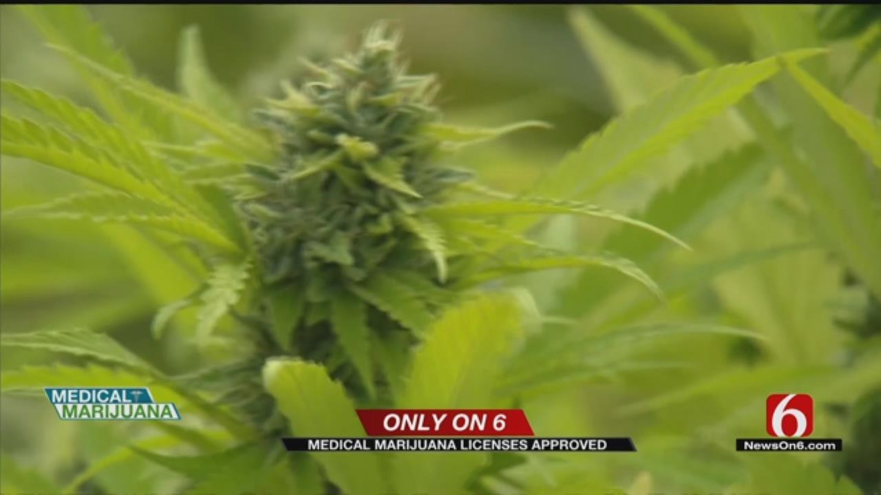 Oklahoma Veteran Awaits Medical Marijuana License