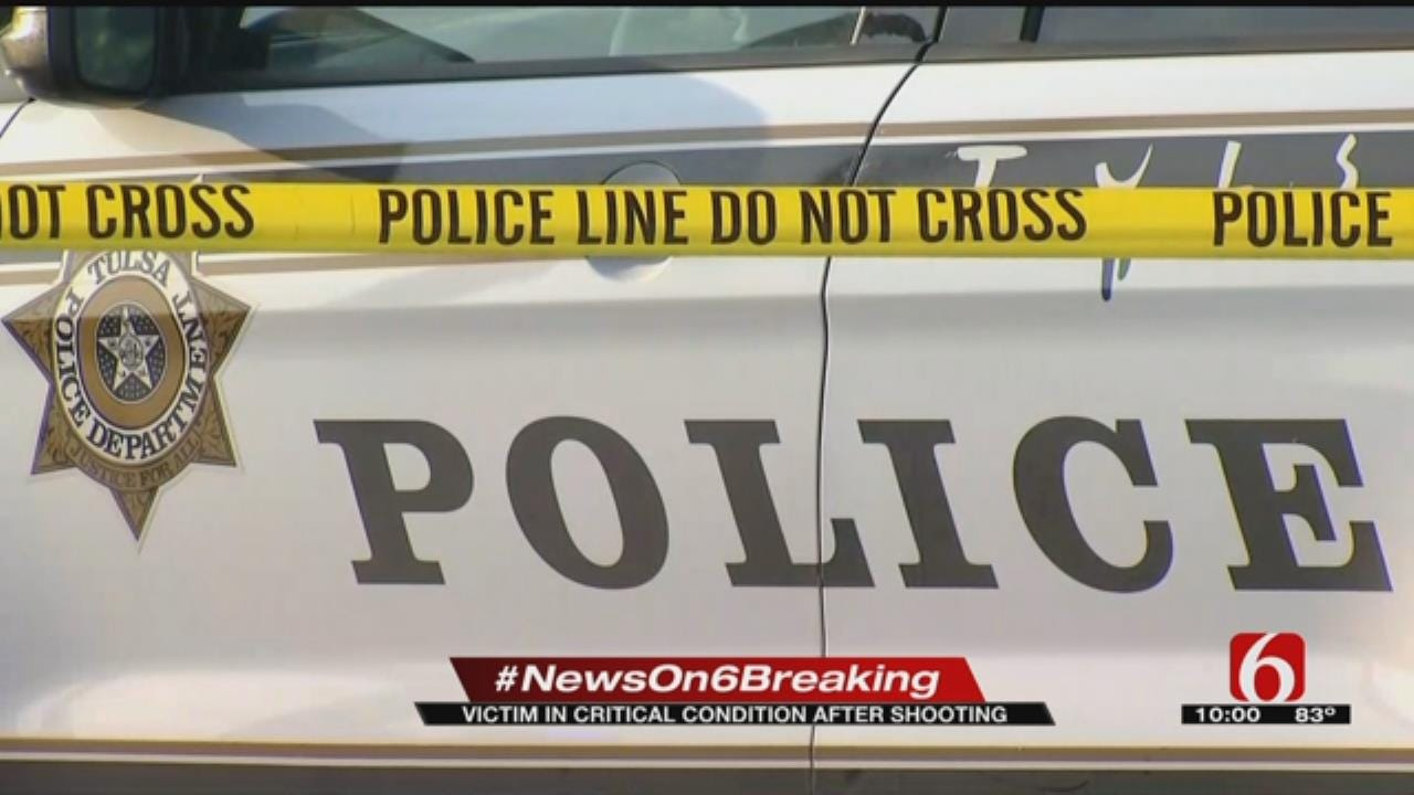 TPD: 1 in Critical Condition After Shooting