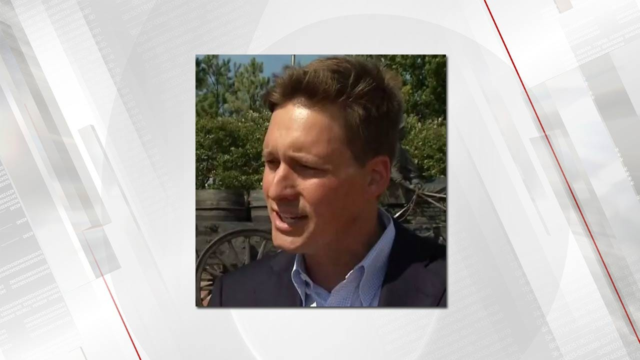 Matt Pinnell Nominated As Republican Candidate For Lieutenant Governor