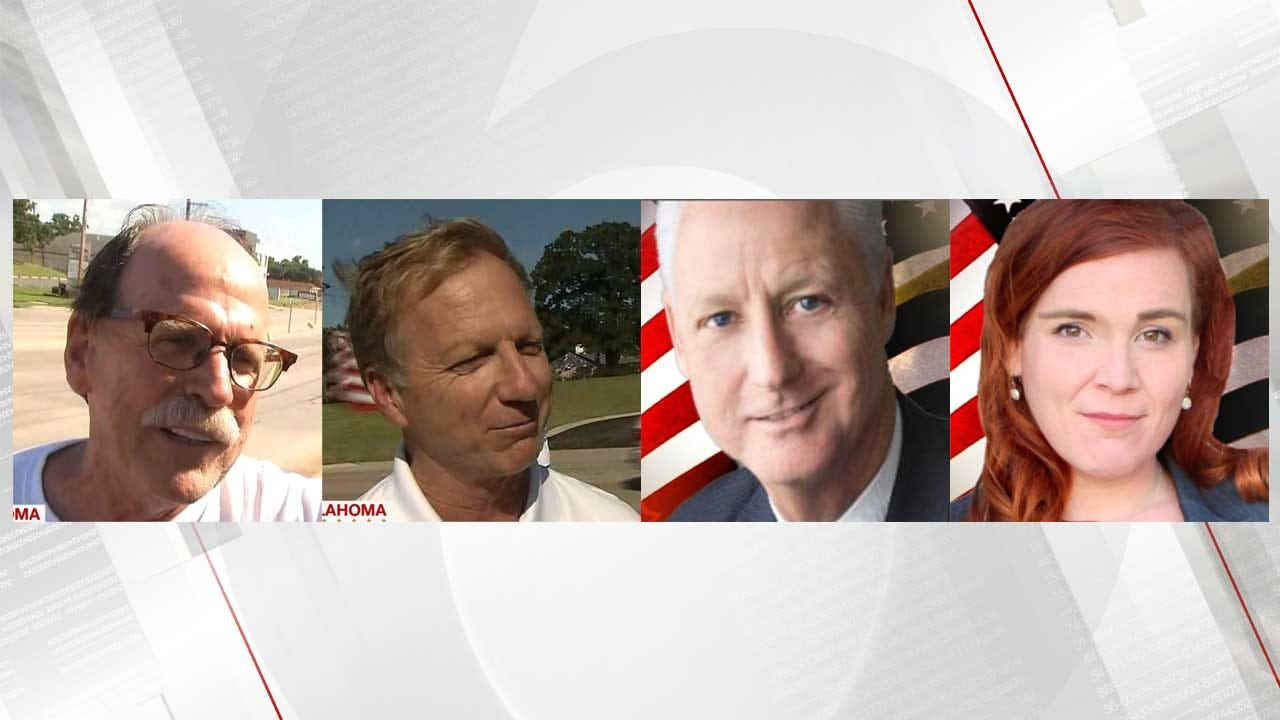 Voters To Decided Democrat, Republican Candidates To Fill Bridenstine's Seat