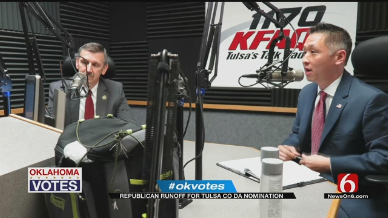 Tulsa County District Attorney Runoff Preview