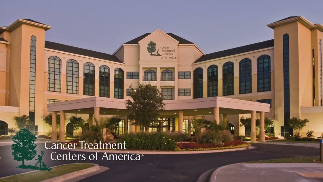 Cancer Treatment Centers of America: A Gathering Place for Tulsa