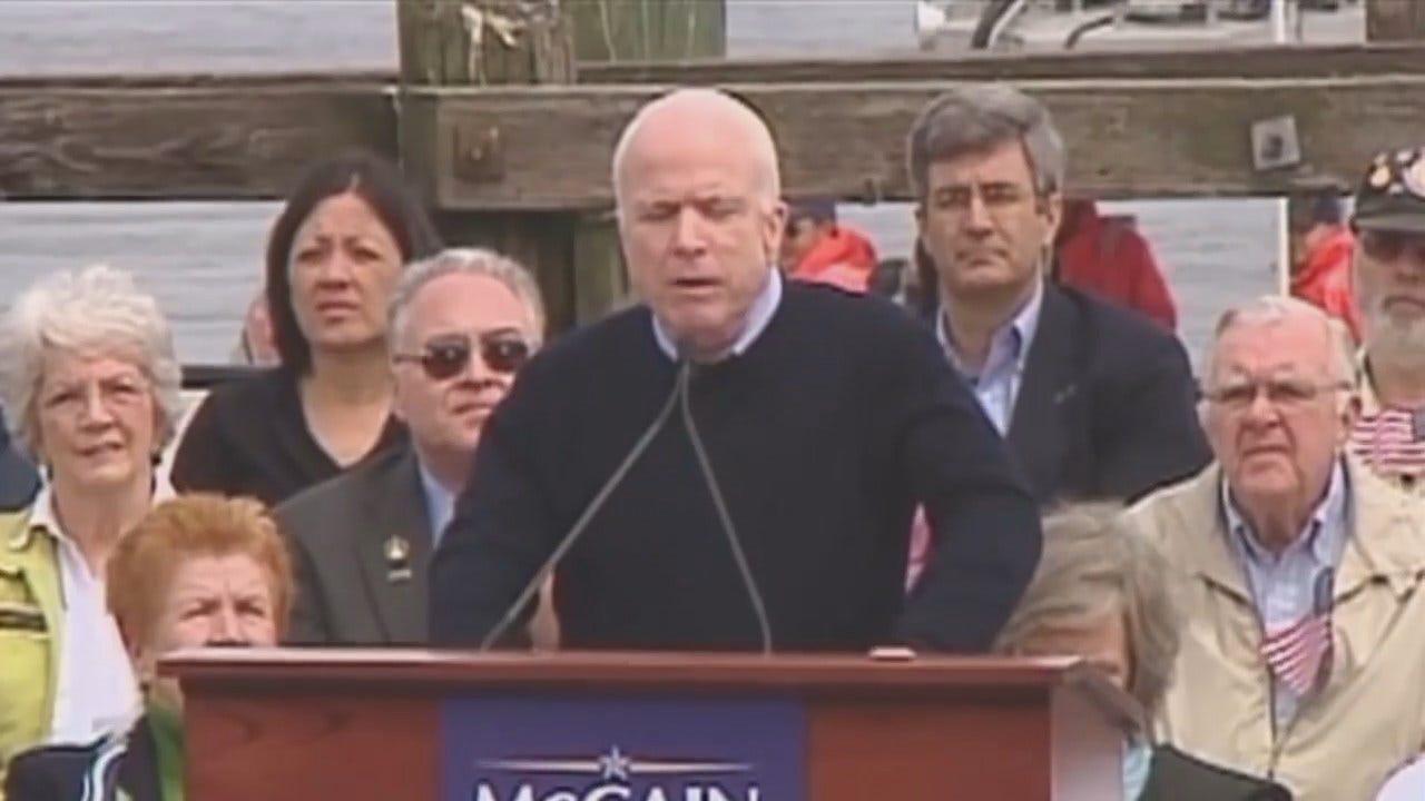 U.S. Senator John McCain Passes Away At 81