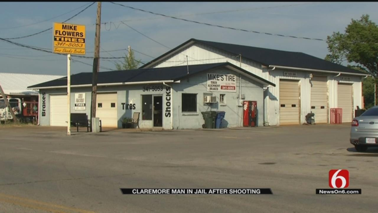 Claremore Man Arrested For Attempting To Shoot His Sister
