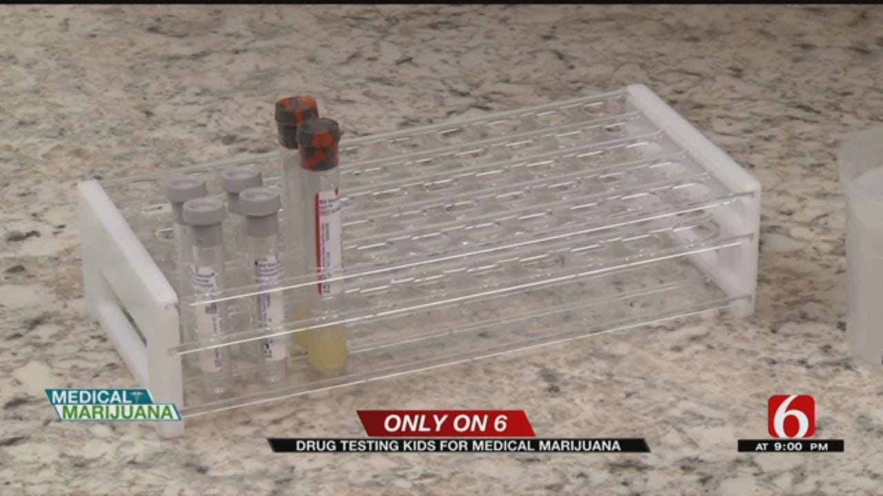 New Tulsa Lab Offers Parents Quick Drug Testing Results