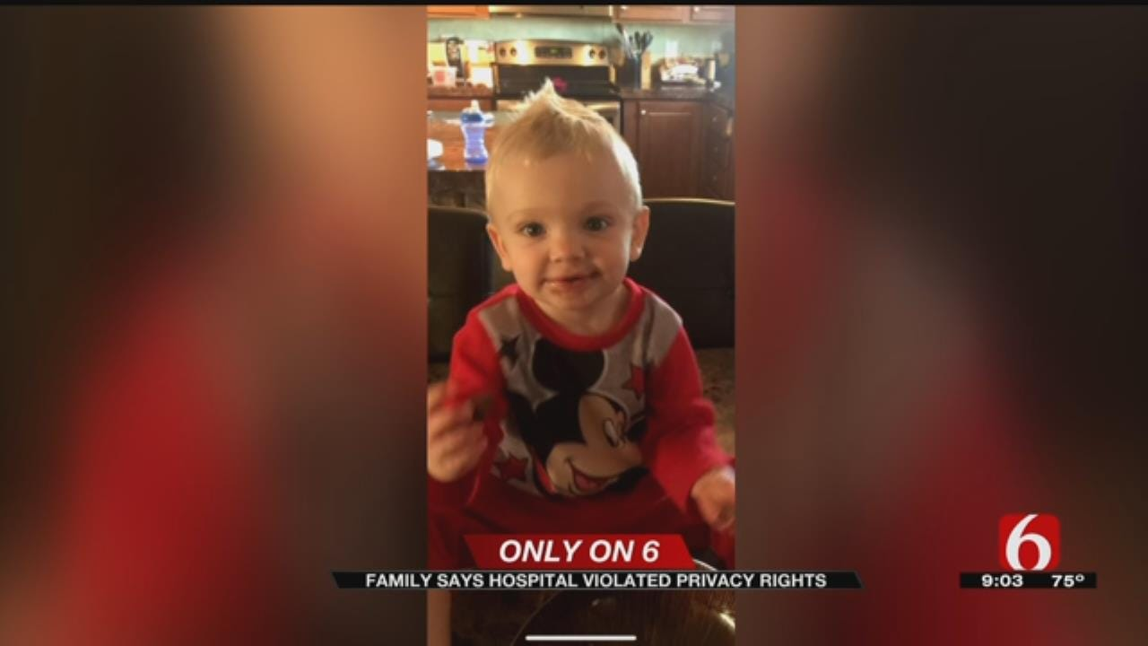 McAlester Hospital Sued For HIPAA Violations After Toddler's Death