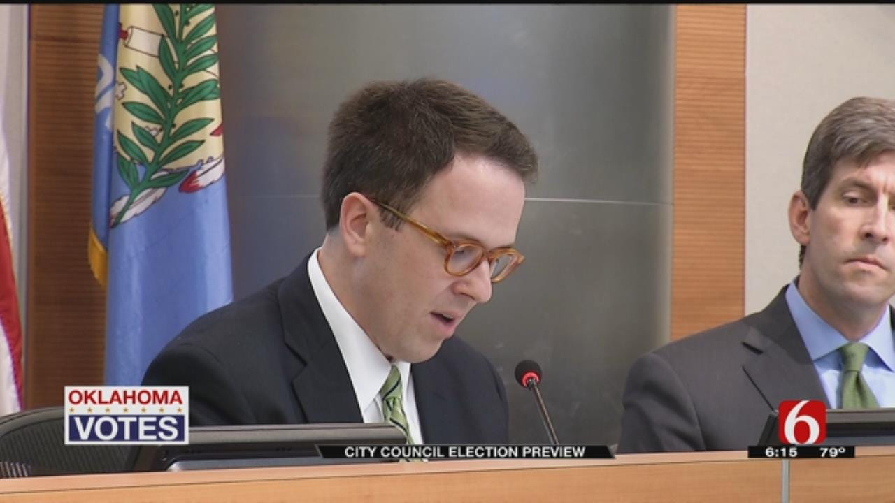 Tulsa Mayor, Outgoing Councilor Talk About Upcoming City Council Elections