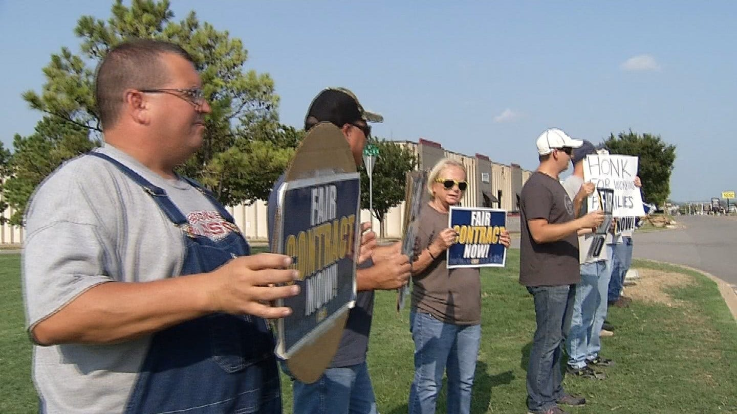 Nearly 70 Days Later, BS&B Workers Still Waiting For Contract Agreement