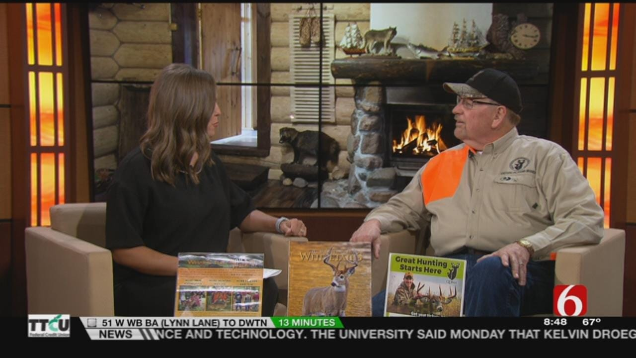 Eastern Oklahoma Quality Deer Management Group Holds Annual Banquet