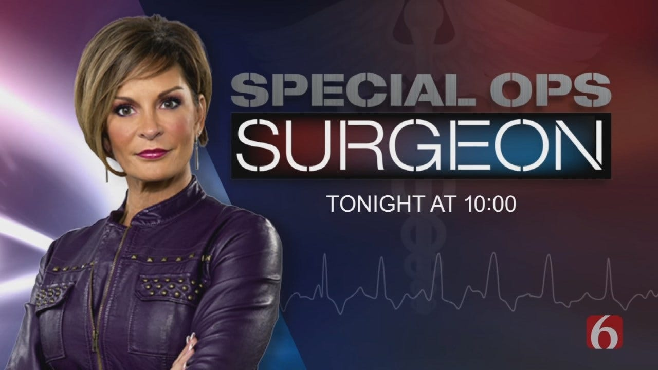 Tonight At 10: Check Out This Surgeon's Hobby