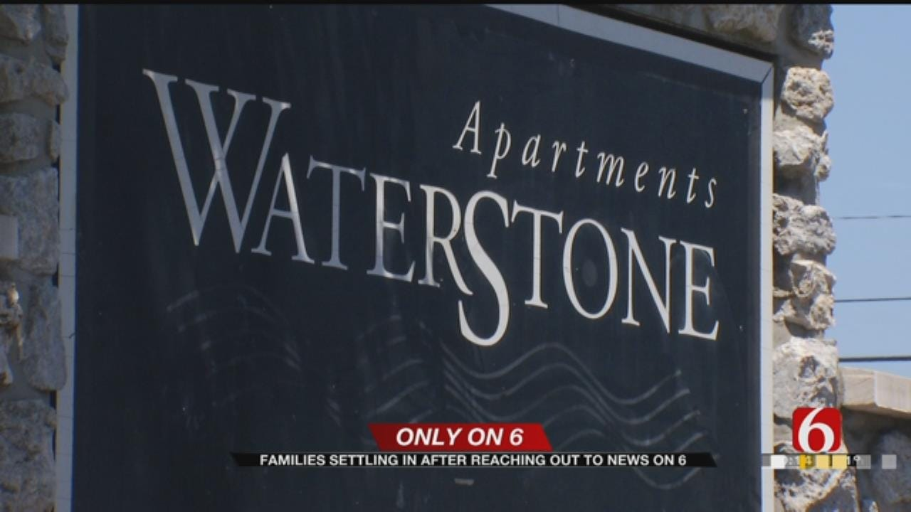 Former Waterstone Apartments Residents Settling Into New Homes After Being Asked To Leave
