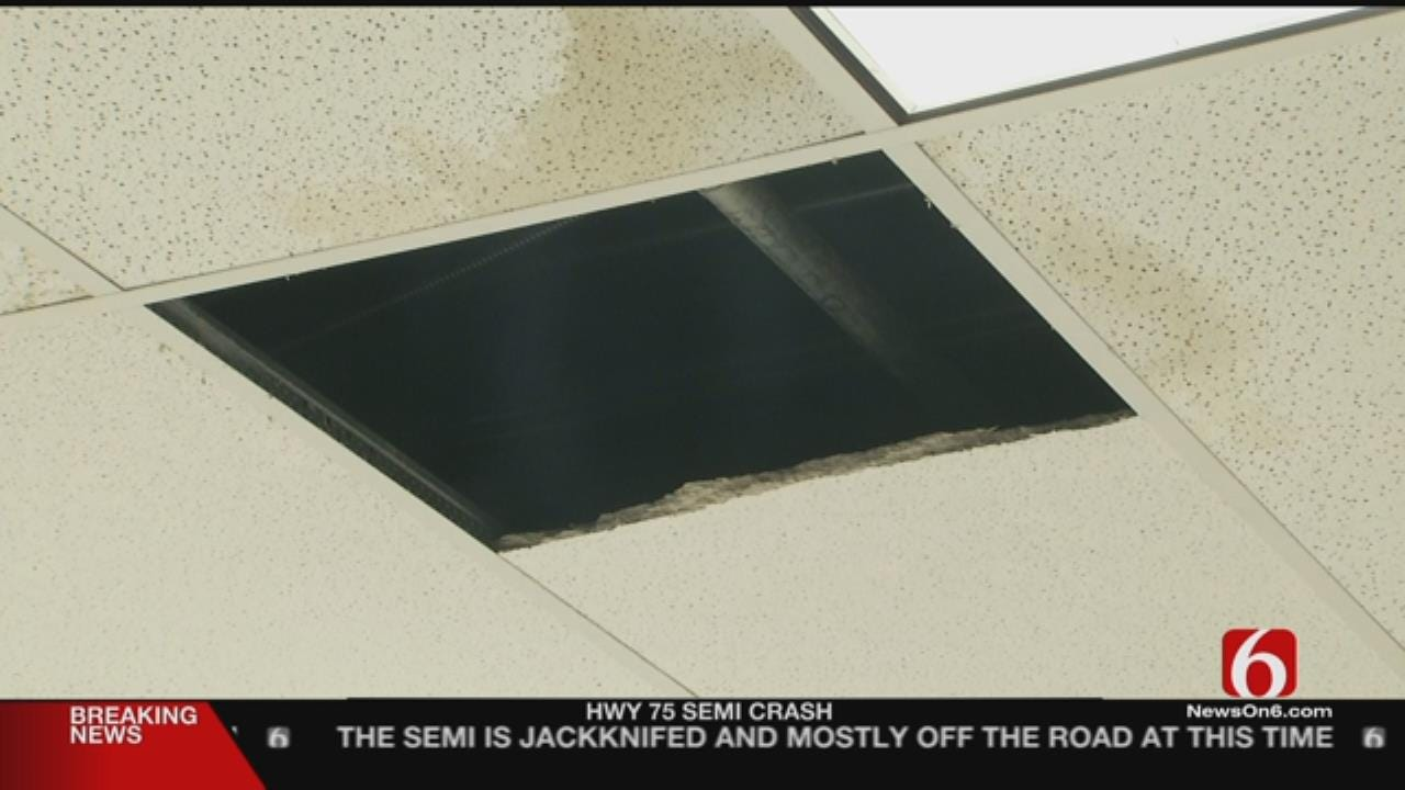 Storm Damage Closes Tulsa Tech's Riverside Campus