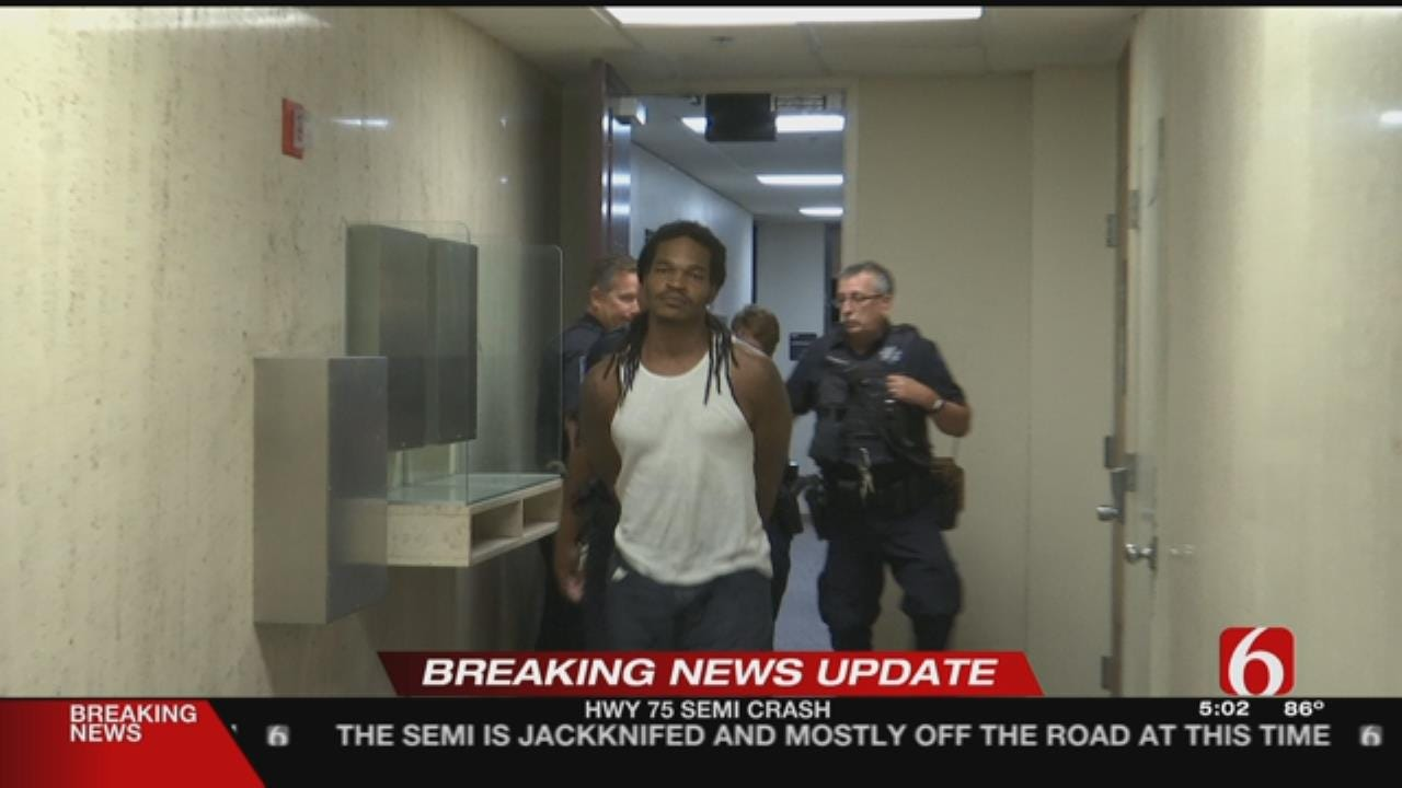 TPD: Standoff Suspect Confessed To Multiple Other Robberies