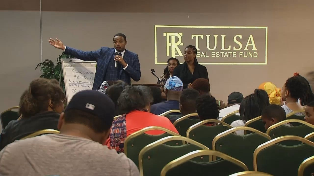 Controversy Over Management, Ownership Of Historic Buildings In Tulsa's Greenwood District