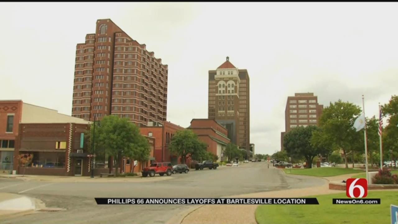 Phillips 66 Announces Workforce Reduction, Some Layoffs In Bartlesville