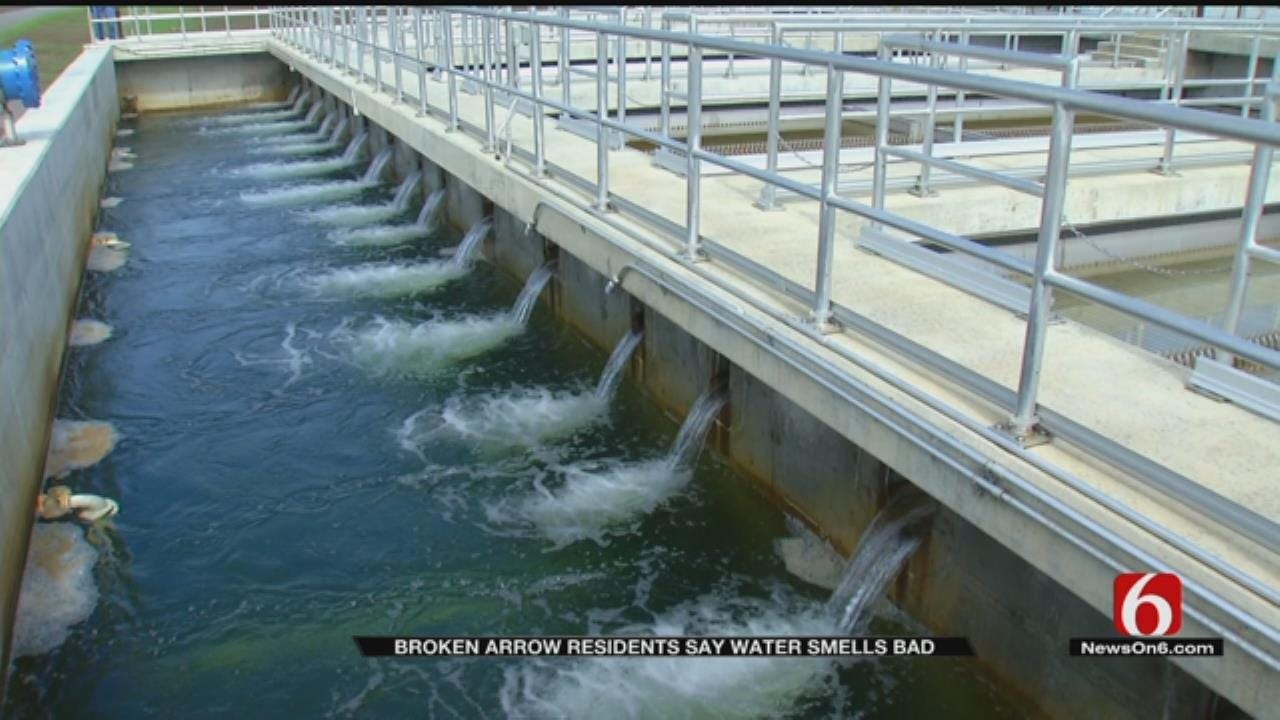 Broken Arrow: City's Treated Water Safe To Drink