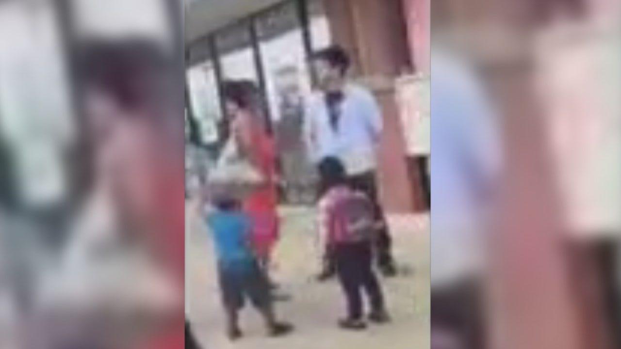 Employee Caught On Video Hitting Customer Prompts Protest, Boycott Of Tulsa Store