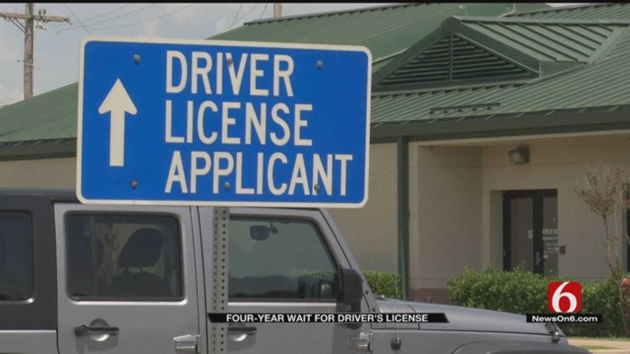 Frustrating Obstacles Don't Stop Muskogee Man From Pursuing Driver's License