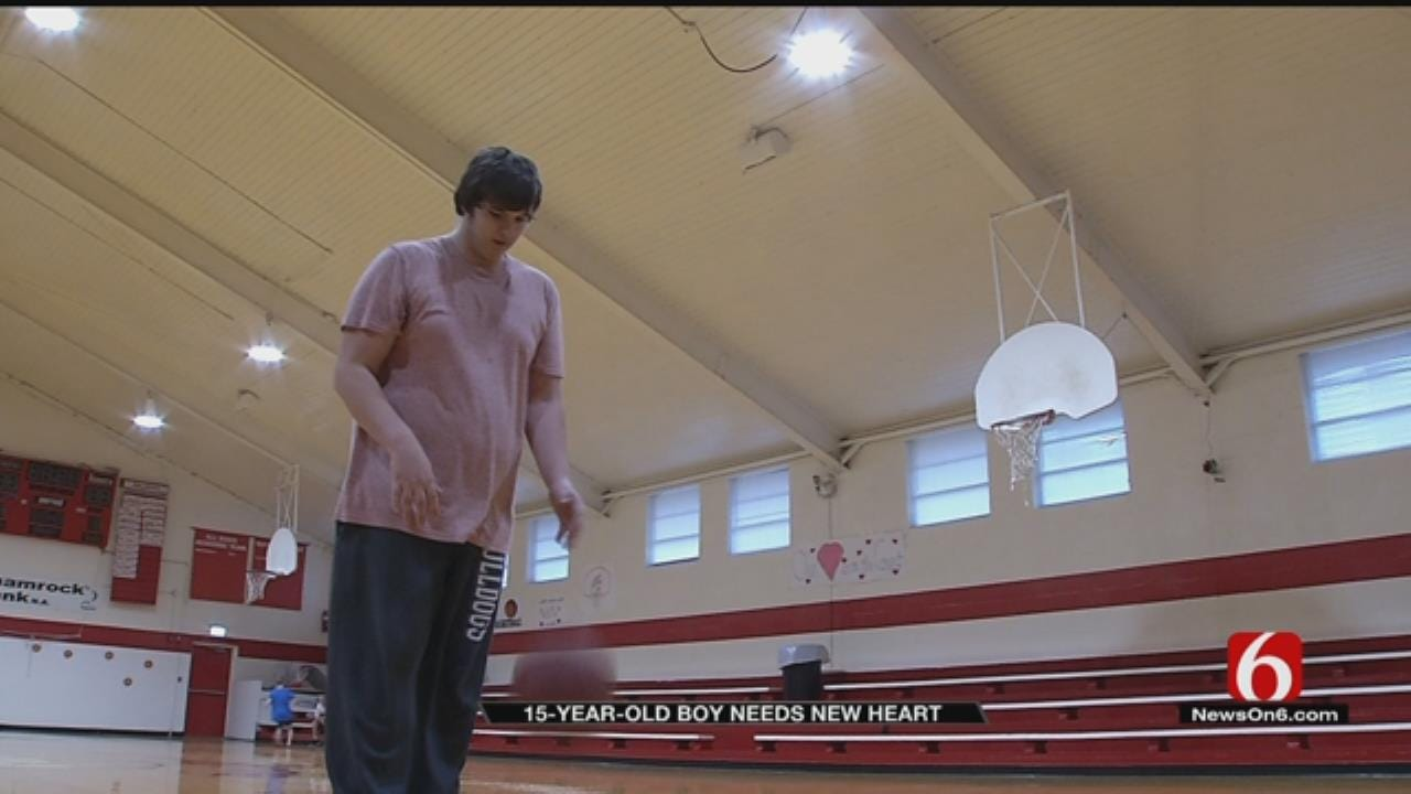 OK Teen In Need Of Heart Transplant