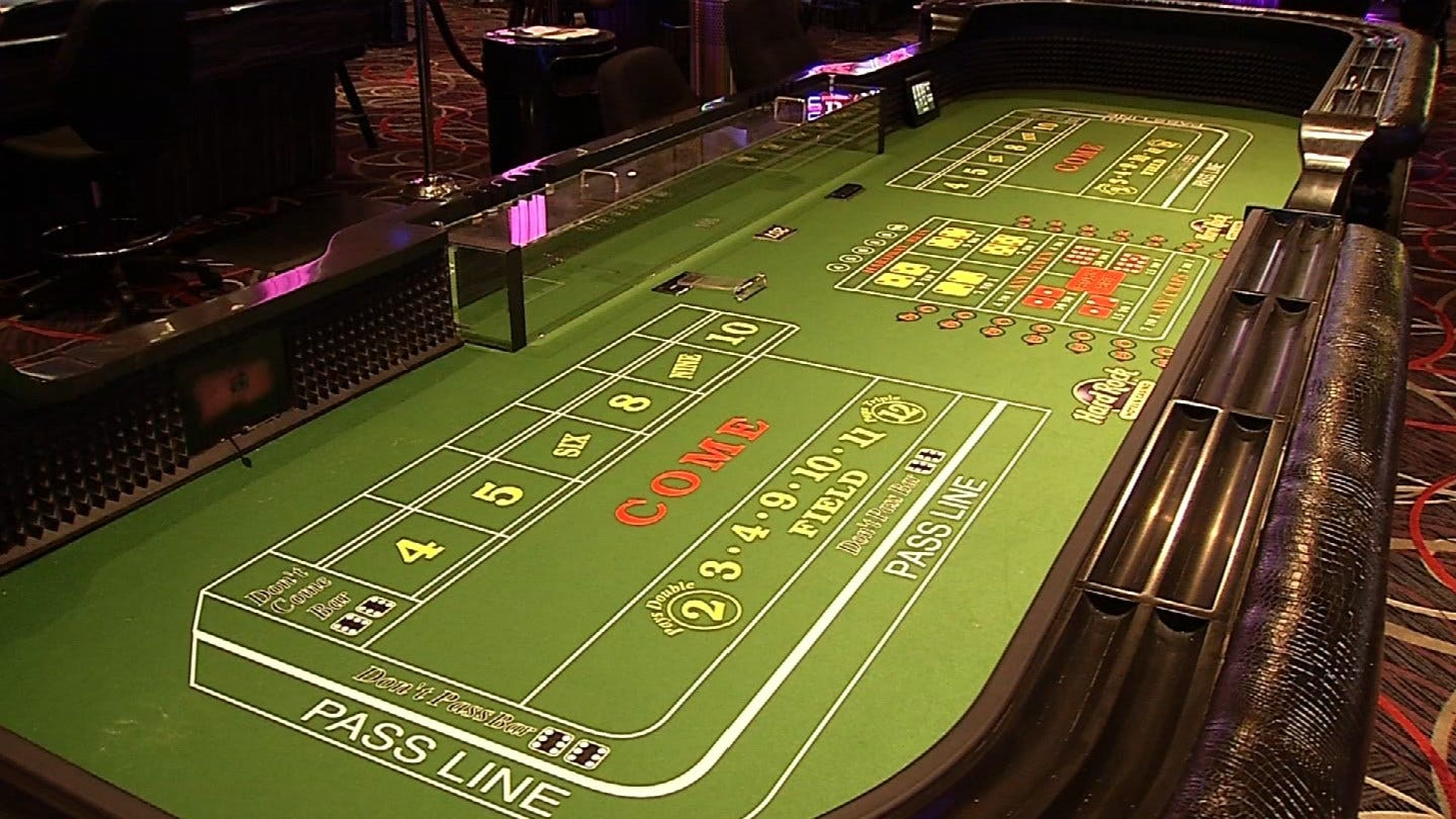 Hard Rock Casino Ready For Ball And Dice Games, Awaiting Federal Approval