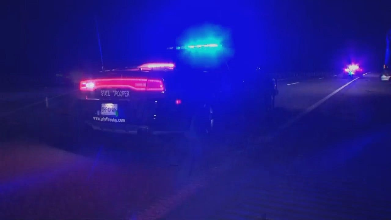 WEB EXTRA: Video From Scene Of Fatal Crash North Of Collinsville