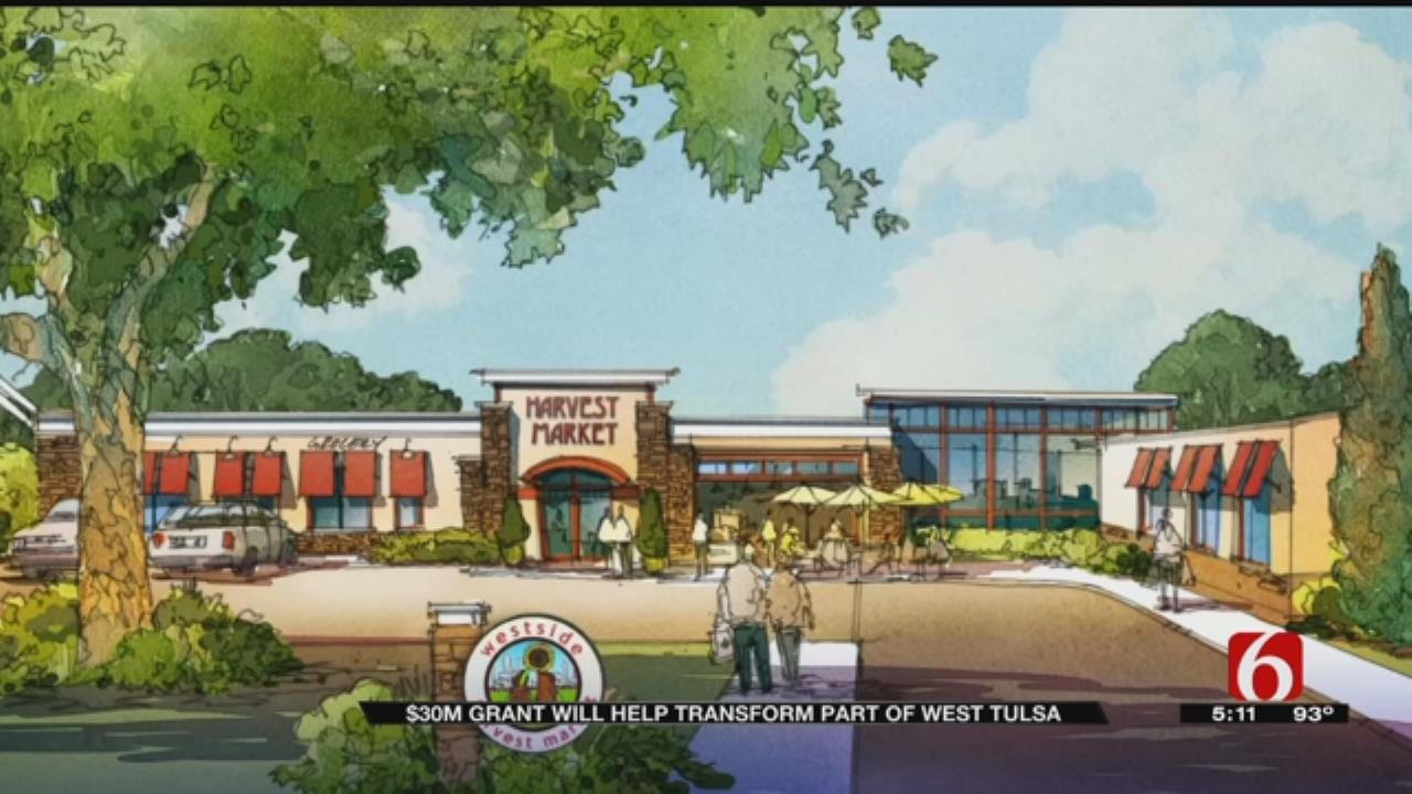 Tulsa Receives $30 Million Housing And Urban Development Grant
