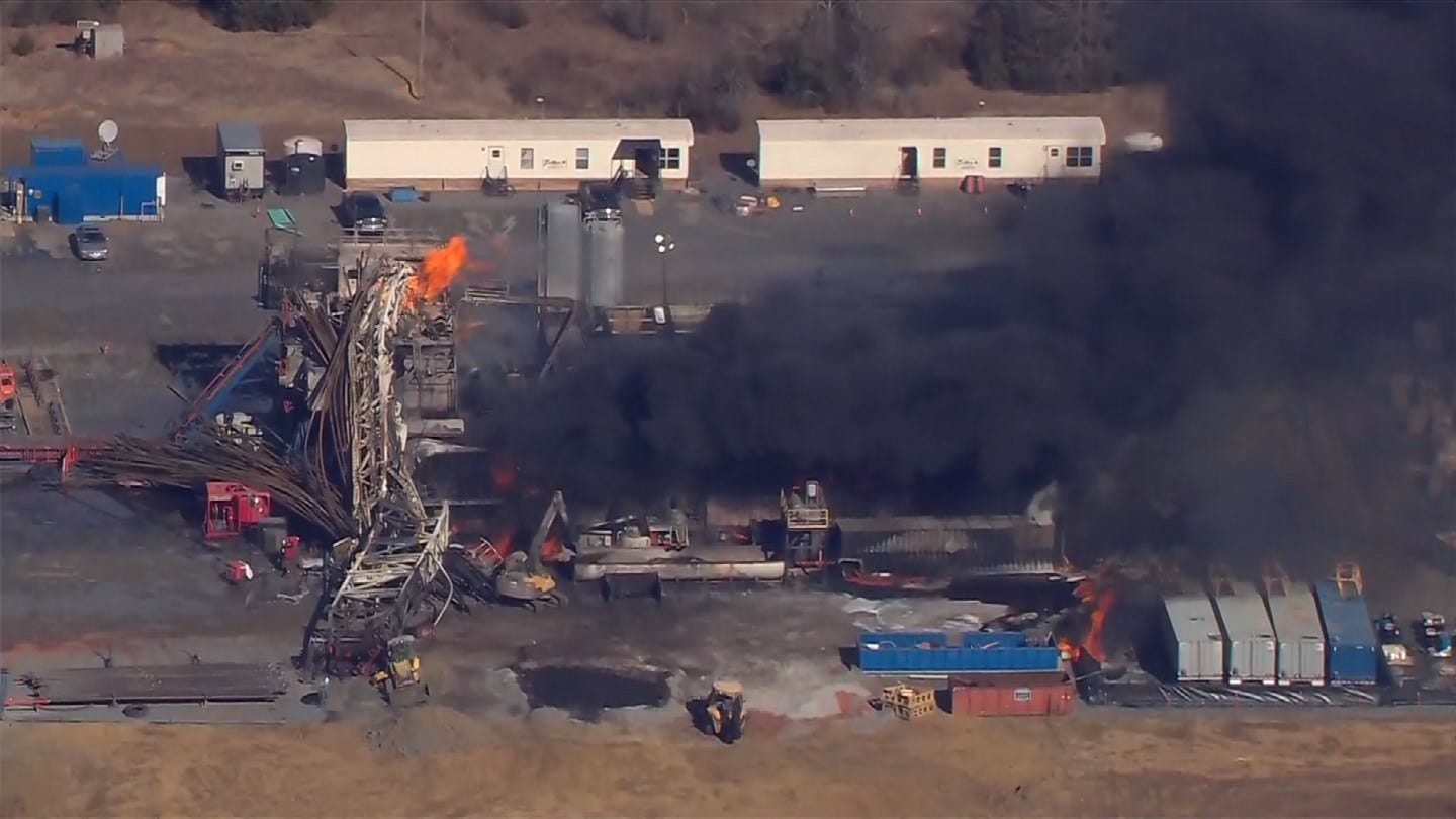 New Details Released In Oil Rig Explosion Investigation