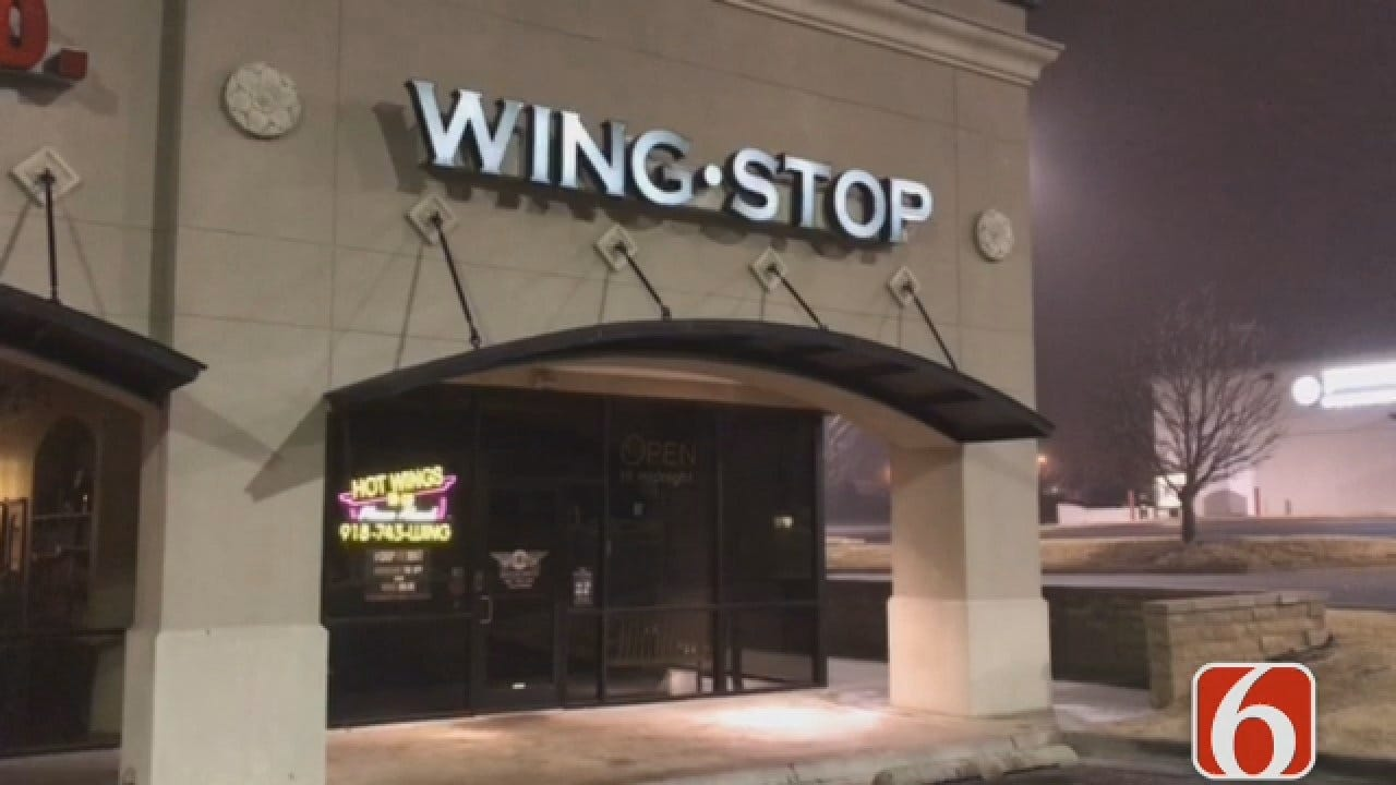 Dave Davis Reports On Tulsa Wingstop Robbery