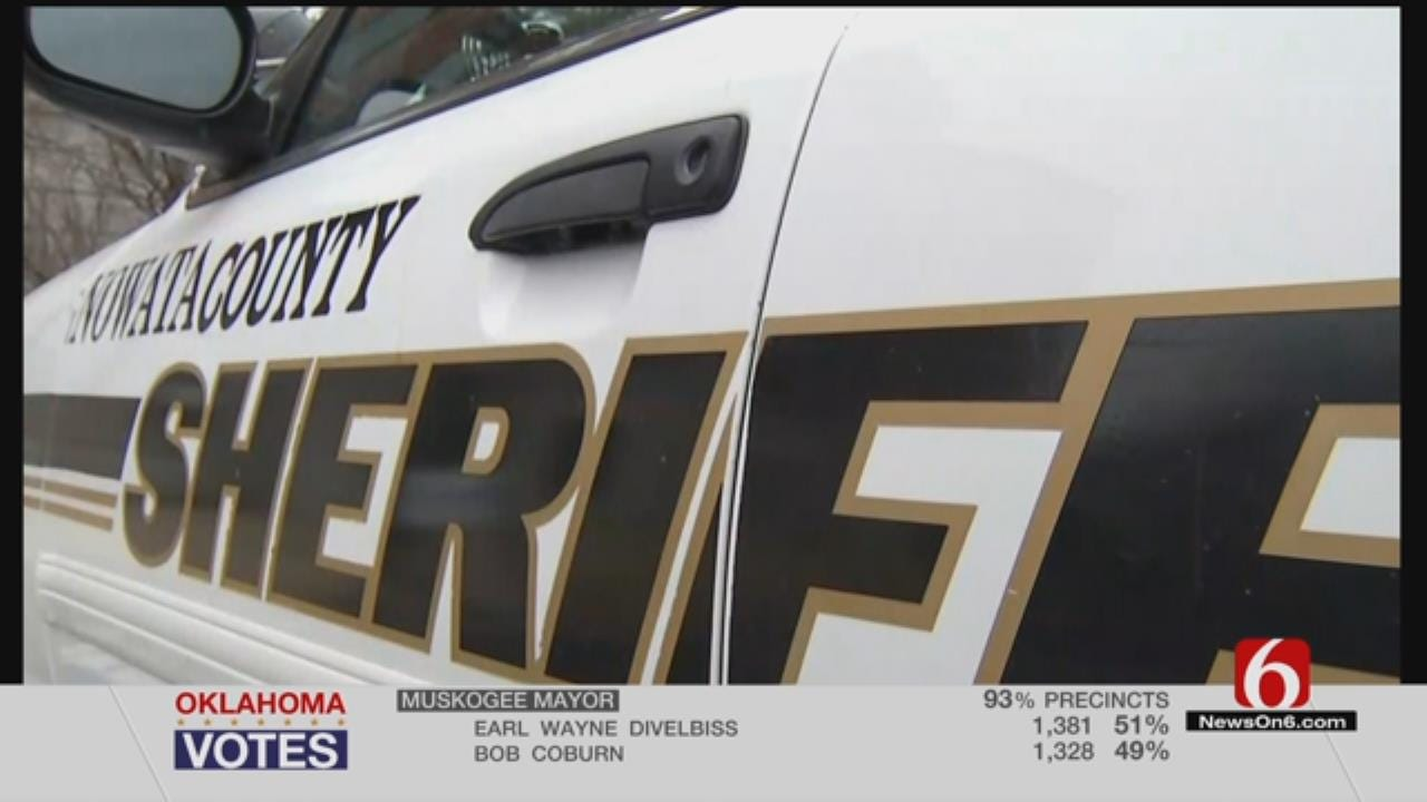 Nowata Courthouse Janitor Appointed Sheriff