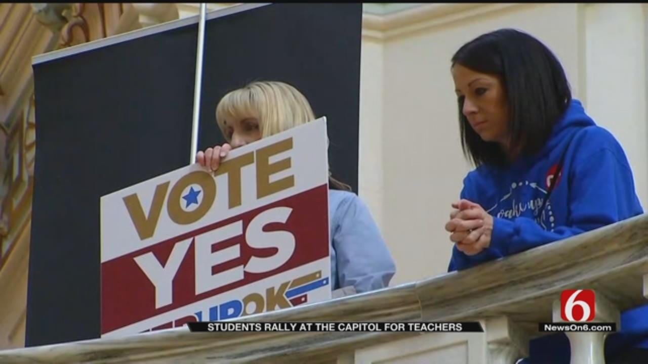 Step Up Oklahoma: House Fails To Pass Plan On Initial Vote