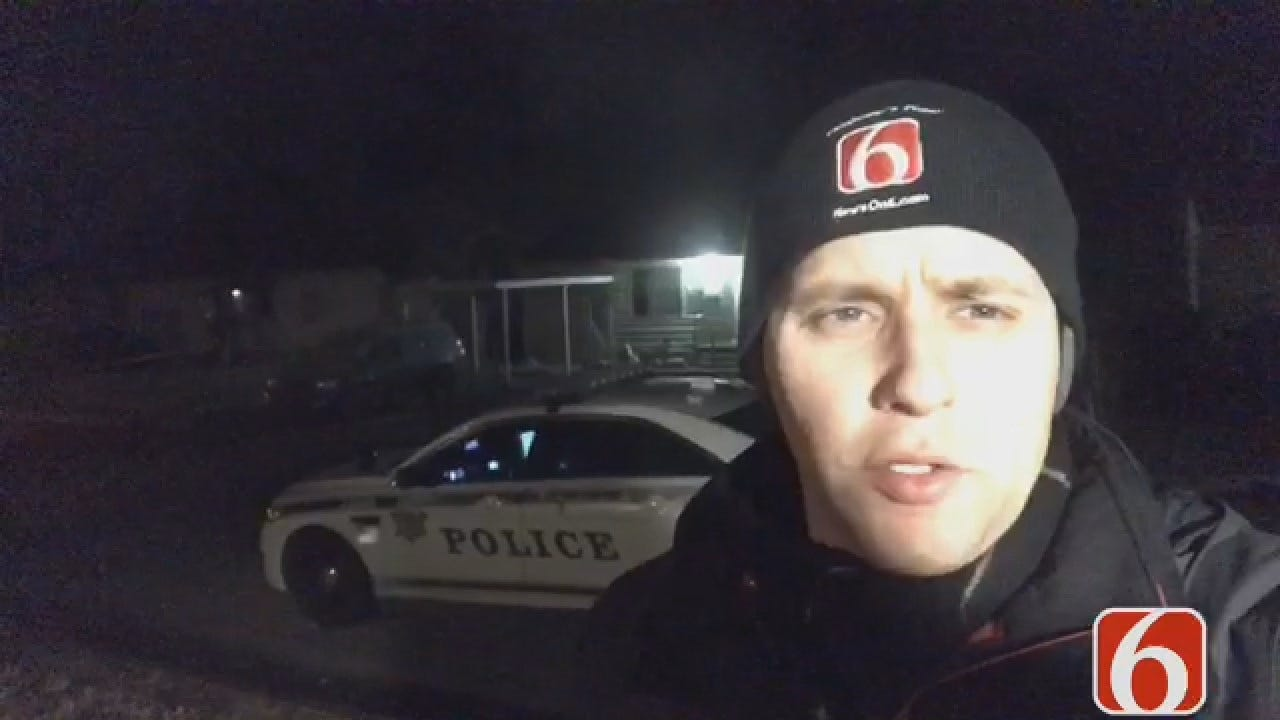 Dave Davis Reports On Tulsa's Latest Homicide
