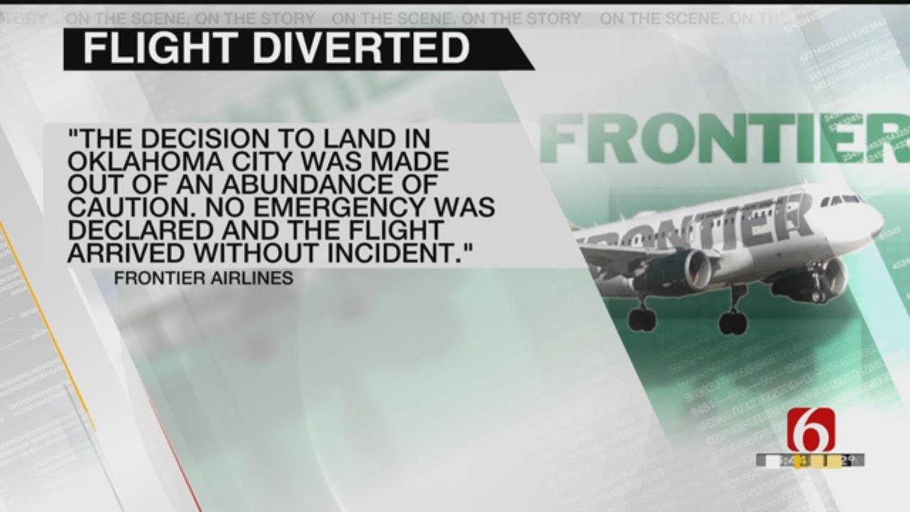 Plane Lands In OKC After 'Suspicious Device' False Alarm