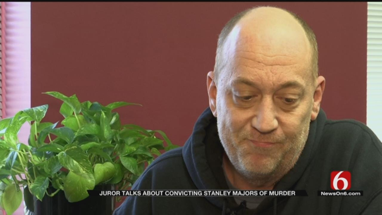 Juror In Stanley Majors' Murder Trial Says Justice Was Served