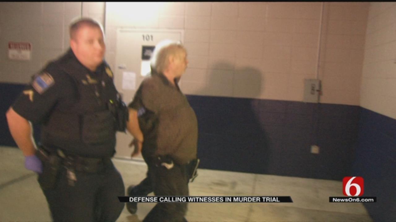 Stanley Majors' Tulsa Murder Trial Resumes