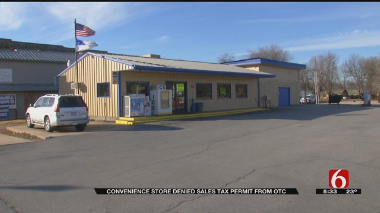 New Owners: Tax Commission Red Tape Keeps Oologah Convenience Store Closed