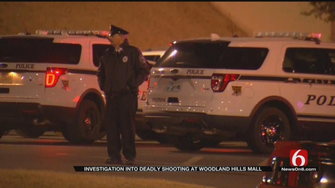 TPD Continues Investigation Of Fatal Shooting Near Mall
