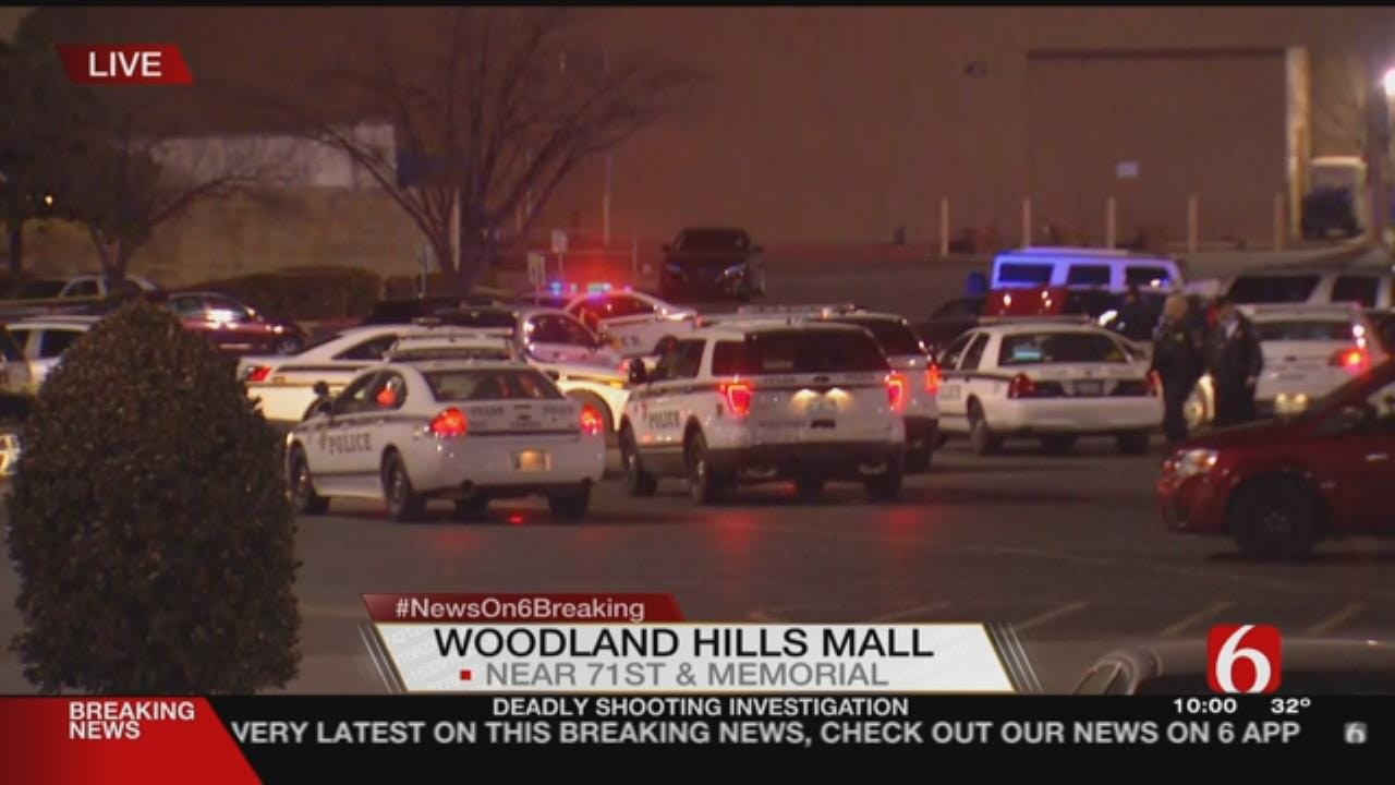 Woman Dead After Shooting Near Woodland Hills Mall, TPD Says
