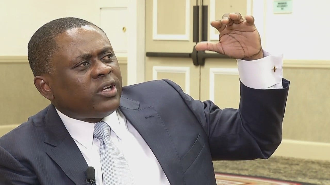 Full Interview With Dr. Bennet Omalu Pt. 1