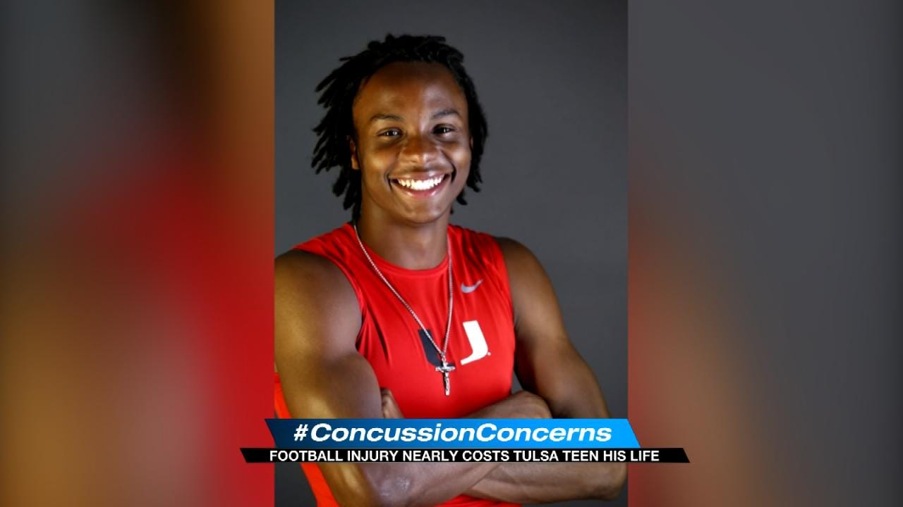 Tulsa Teen Nearly Loses Life After Concussion
