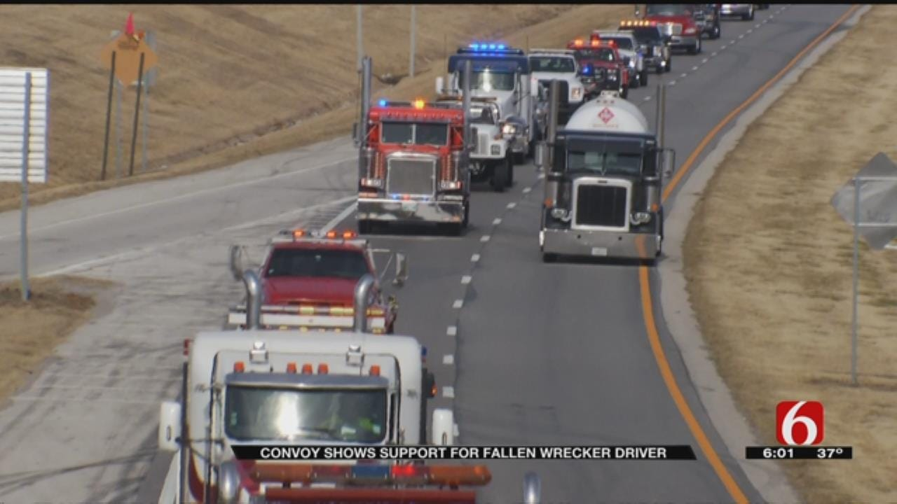 Wrecker Drivers Say People Need To Obey 'Move Over' Law