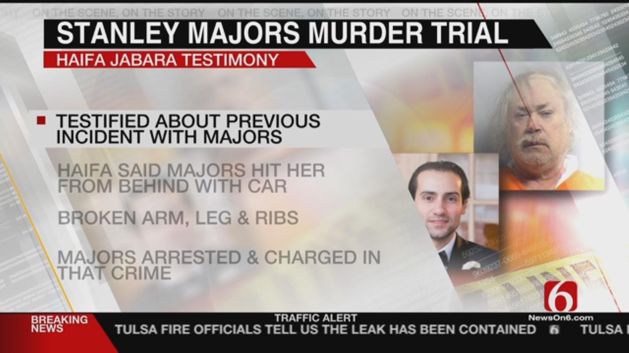 Jabara Family Gives Testimony In Stanley Majors' Murder Trial