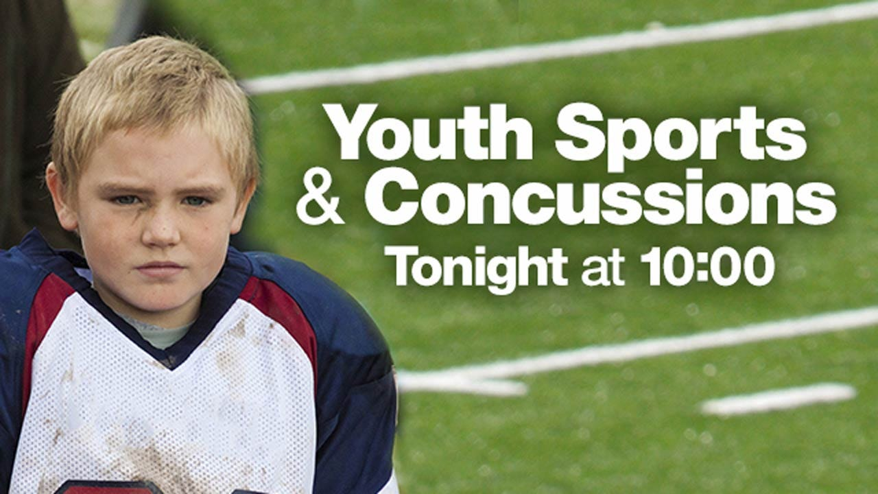 Tonight At 10: Youth Sports And Concussions