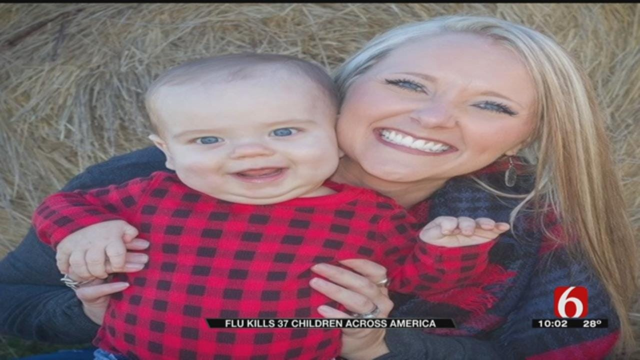 Parents Worry About Aggressive Flu Season