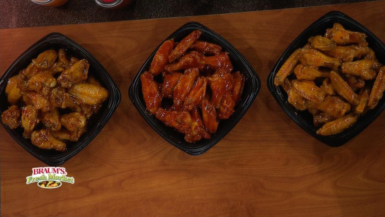 Slim Chickens' Wings