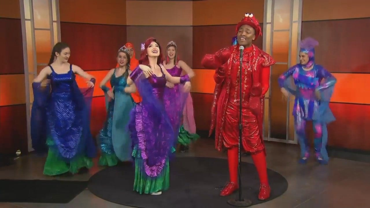 Tulsa Union Students Perform On 6 In The Morning